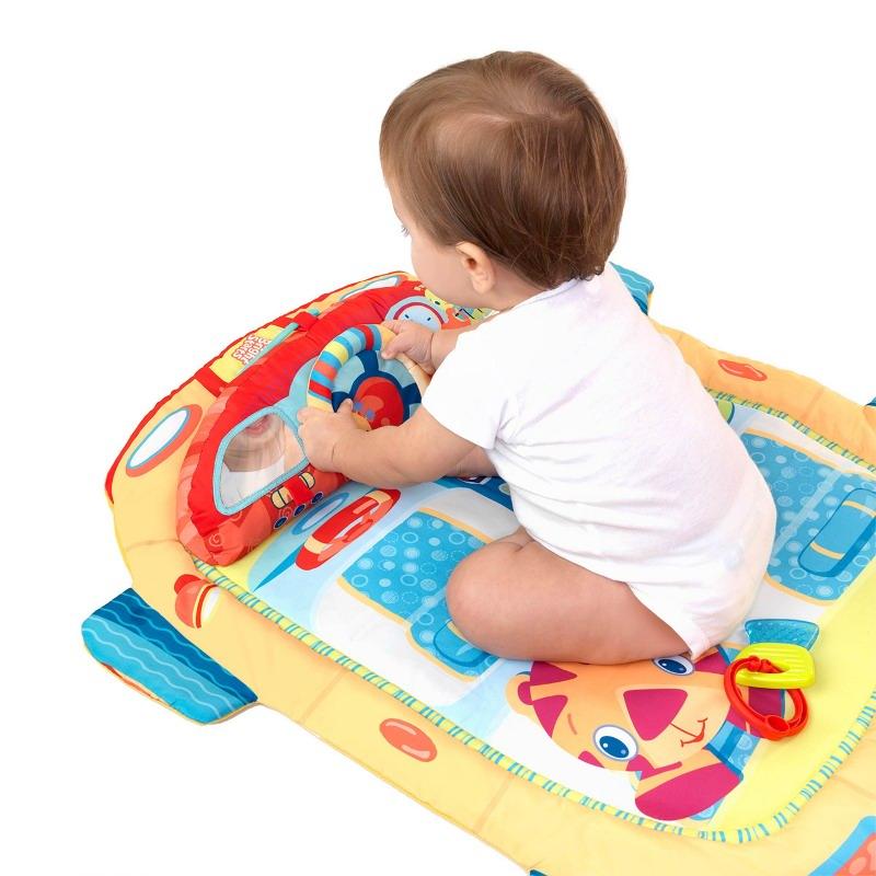 Salteluta Joaca Tummy Cruiser Prop Play Mat Centre De
