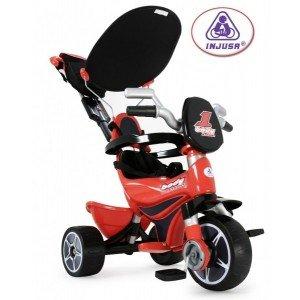 Tricicleta pentru copii Injusa Body RED de la Injusa