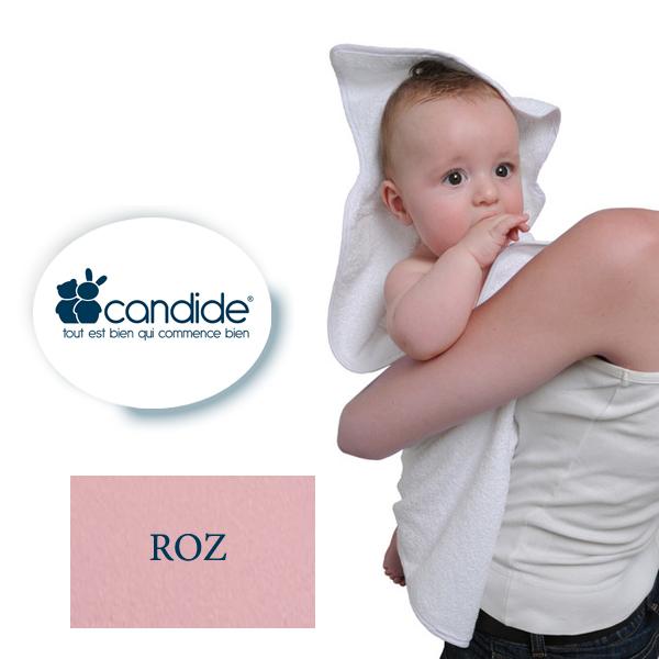 LICHIDARE STOC - Prosopel baie dimensiuni sporite (XXL) Candide ROZ de la Candide Franta