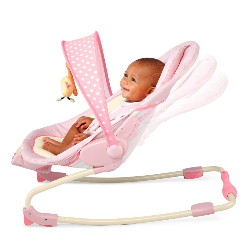 Balansoar 2 in 1 Girafaloo Rocker de la Bright Starts