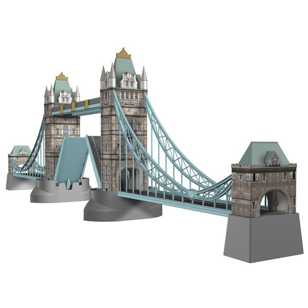 Puzzle 3D Tower Bridge, 216 Piese de la Ravensburger