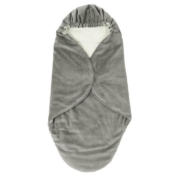 Paturica-sac de dormit multifunctional Nomade Taupe de la Candide Franta