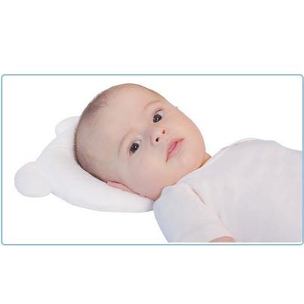 Perna bebelusi impotriva plagiocefaliei P'tit Panda Blanc