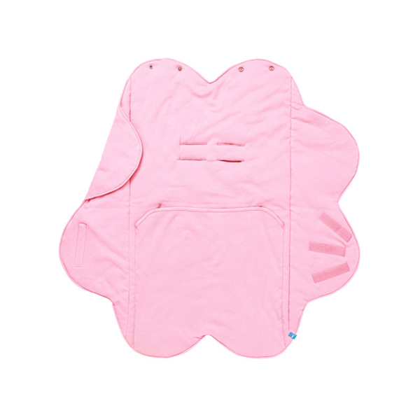 Paturica floare Soft Pink de la Wallaboo