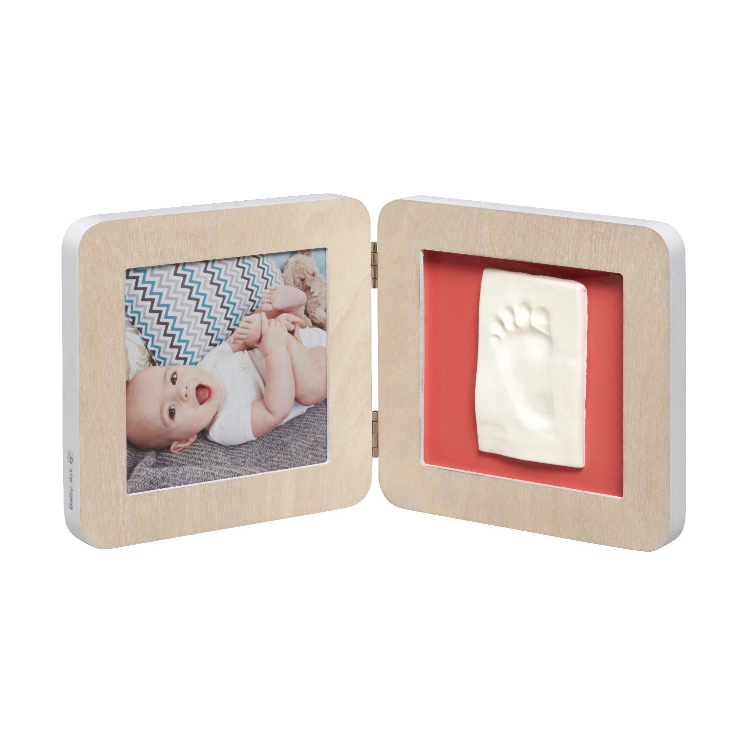 My baby touch - Print Frame SCANDINAVIAN