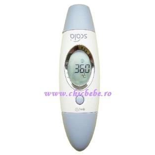 Termometru digital cu infrarosii pentru tampla si ureche