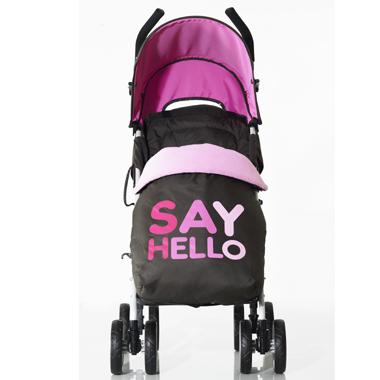 Carucior Swift Lite Supa Hello Pink
