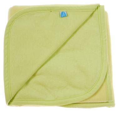 Patura fleece/bumbac - Dubla  Esential
