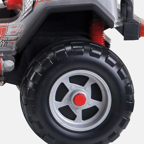 Jeep Gaucho Rock'in