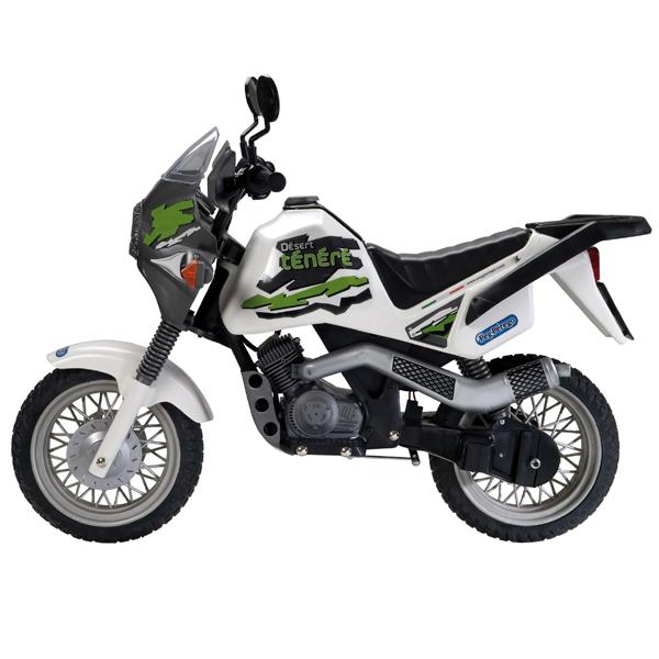 Motocicleta Desert Tenere