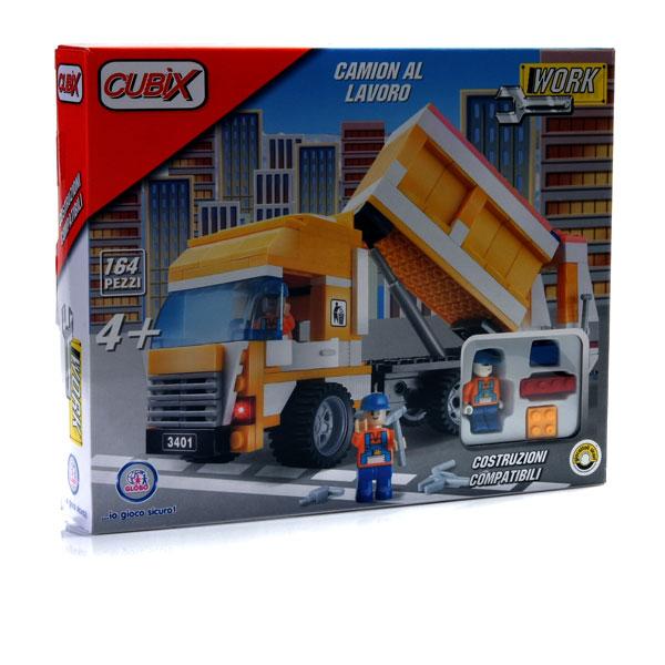 Constructii: Camion, 164 buc, 4ani+