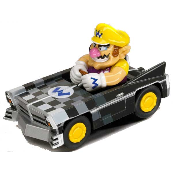 Carrera GO-Mario & Brute circuit electric