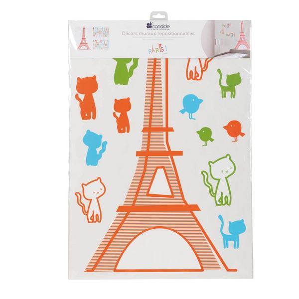 LICHIDARE STOC - Tatuaj de perete (sticker) Candide Paris