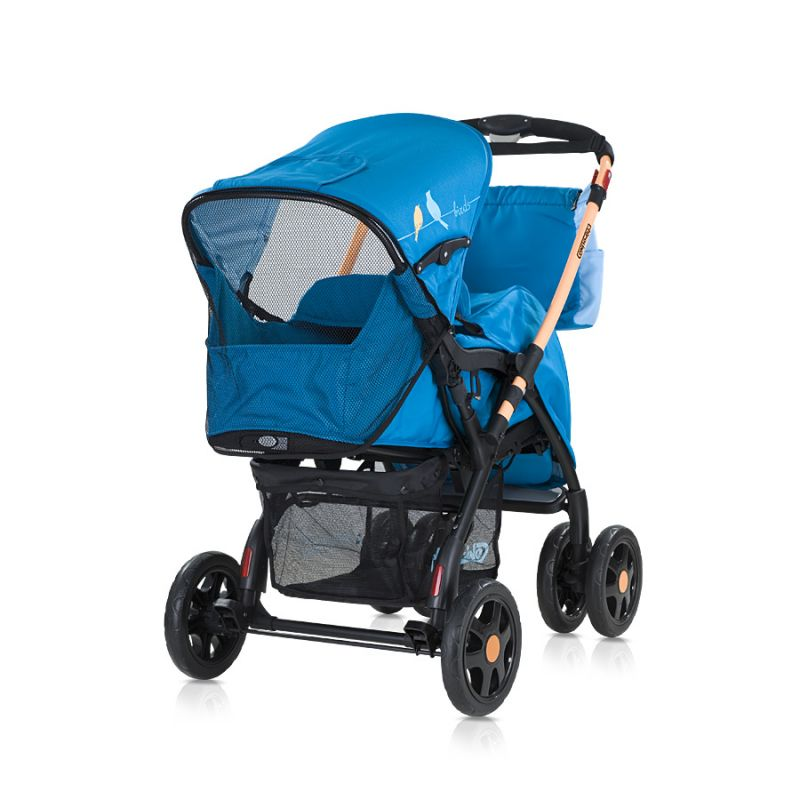 Carucior nou-nascuti Ultra blue