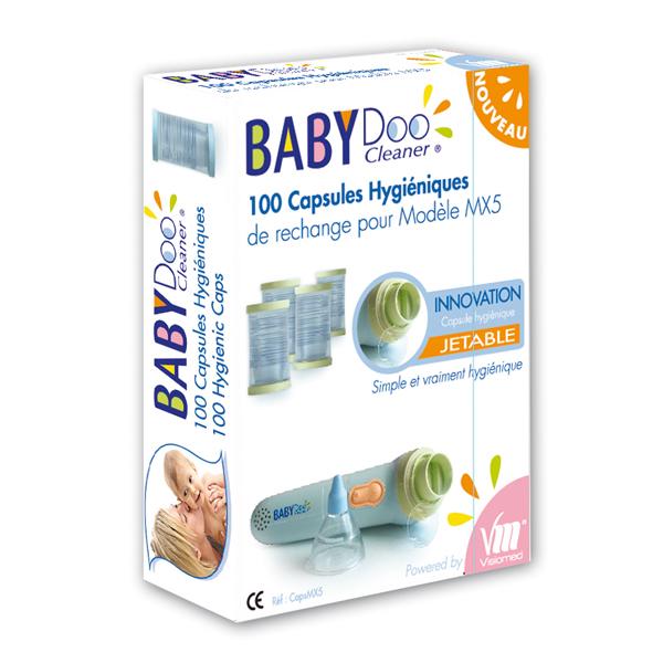 Rezerve igienice pentru aspiratorele nazale BabyDoo