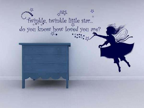 Little star Sticker dim 125cm x 70cm