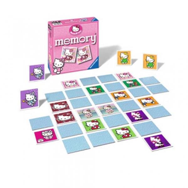 Jocul Memoriei -Hello Kitty