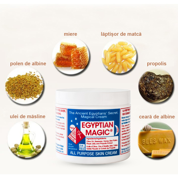 Crema universala Egyptian Magic, 59 ml