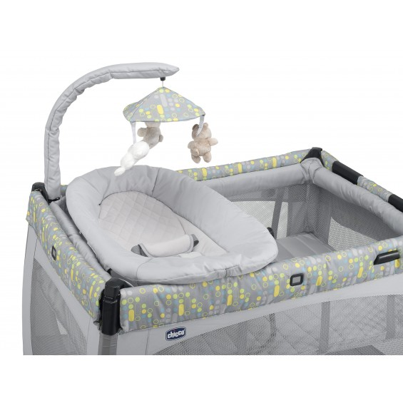 Pat pliant Chicco LULLABY Baby, SILVER