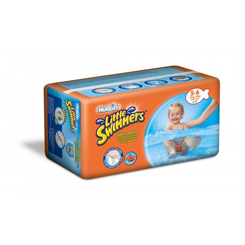 Chilotei impermeabili copii Little Swimmers M (12-18kg)