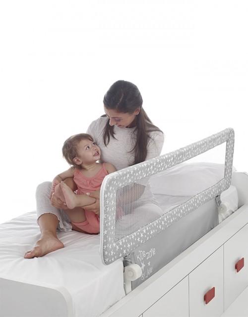 Aparatoare pat compacta 140 cm Star Jane