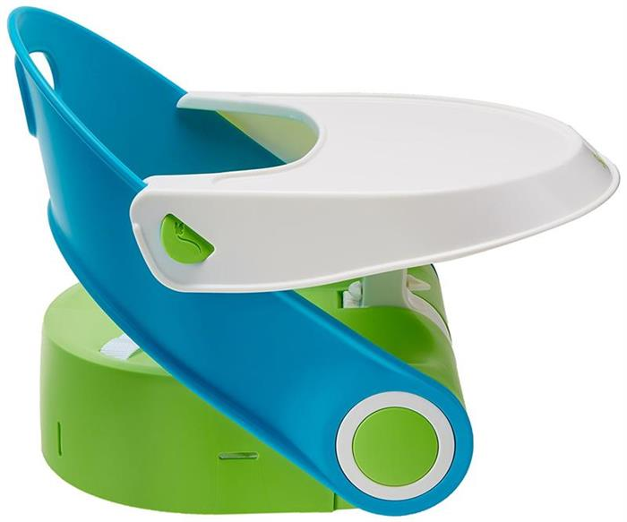 Booster Sit 'n Style, Blue/Green