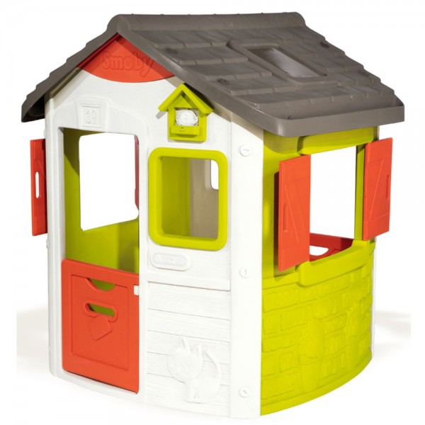 Casuta pentru copii Smoby Jura Logde Playhouse