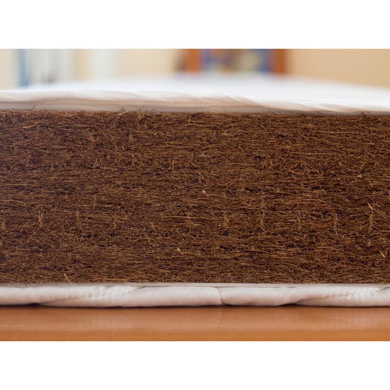 Saltea din 8 straturi cocos 120x60x10 cm.
