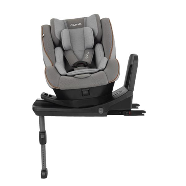 Scaun auto REBL PLUS 360° i-Size Frost, nastere - 0-18.5kg/105 cm